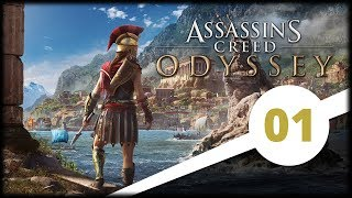 Jestem Aleksios (01) Assassin's Creed: Odyssey