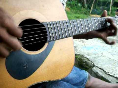 skill gitar sunda