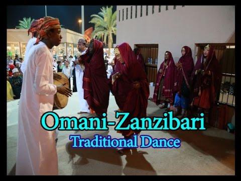 Omani-Zanzibari dance @ Muscat Festival  / Oman Traditional Dance
