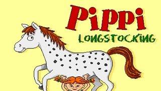 Pippi Longstocking (1996) - (English US) (PC Game)