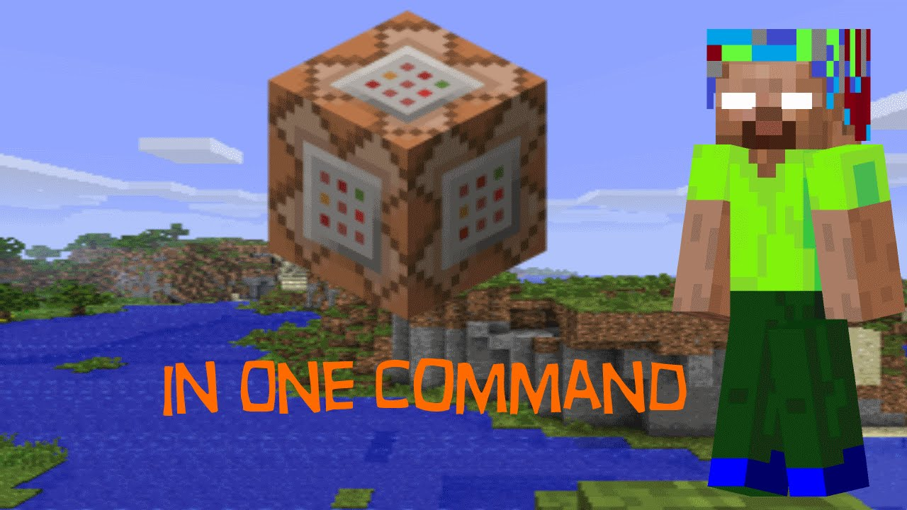 Explosive Arrows with only one command - Redstone Discussion and