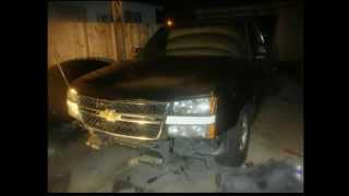 99-05 Chevy Conversion To The 06-07 Front End