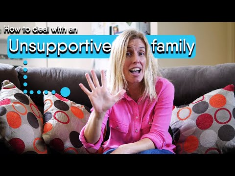 5 Ways For Vegans to Deal With Unsupportive Family & Friends - Not Only Carrots FYI