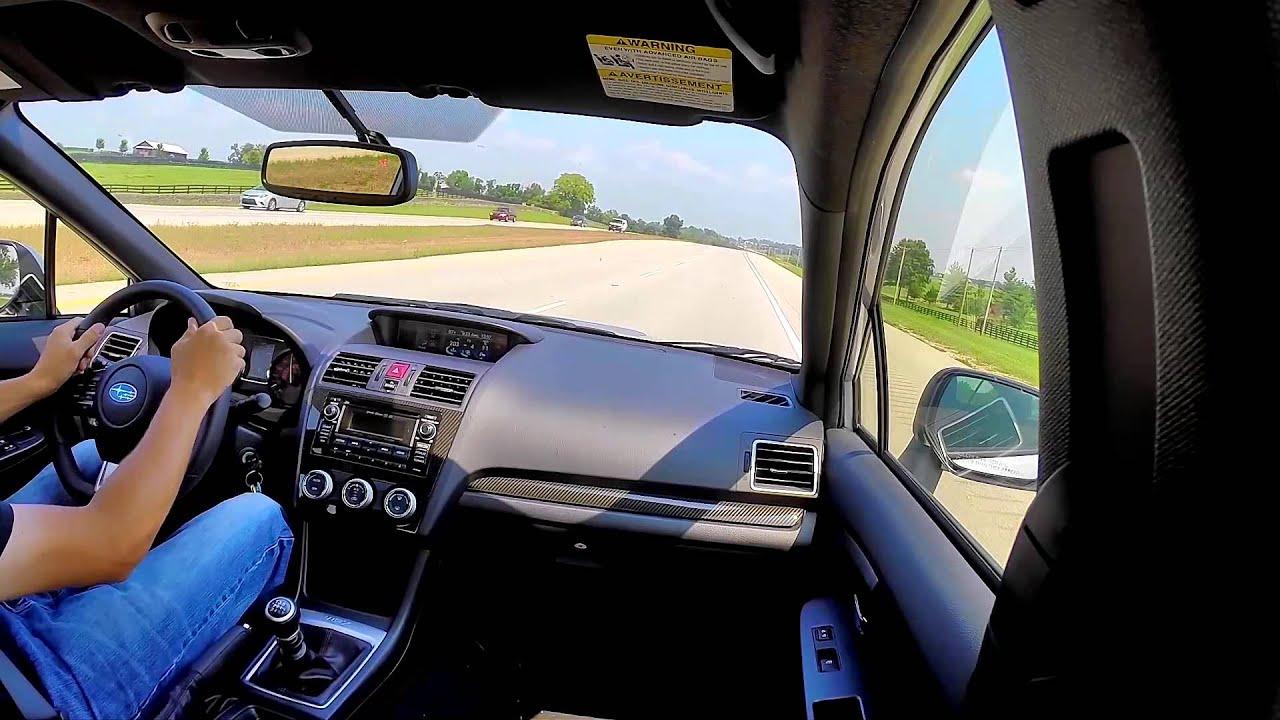 Would a Subaru WRX make a good first car? - YouTube
