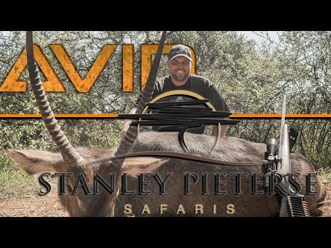 AFRICAN CHRONICLES Episode 1 Waterbuck AVID Hunting & Outdoors