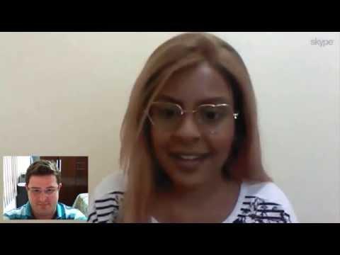 Bate Papo com Letícia Oliveira - R$ 1.018,12 em 40 Dias Estudando o Fórmula Negócio Online