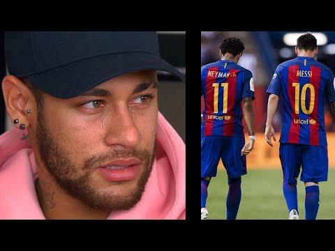 A nap amikor Lionel Messi megríkatta Neymart!   Félidő! thumbnail