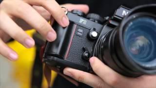 Bokeh по-русски: Nikon F3 в AnalogRev