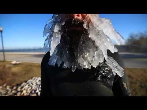 Tommy Shiminetto Ice Beard Dance
