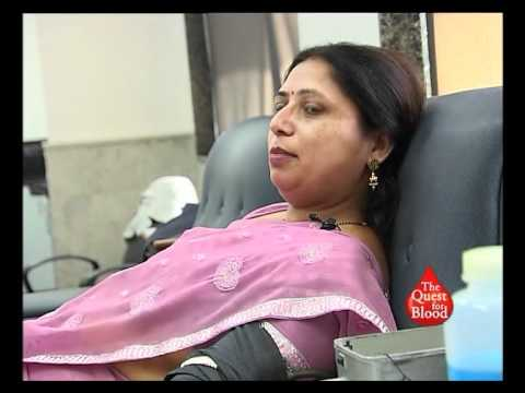 Insight Weekend - Voluntary Blood Donation in India