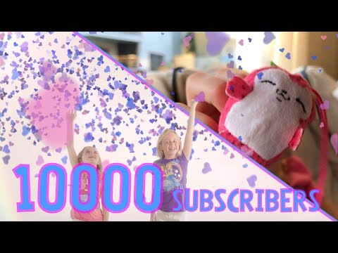 10000 Subscribers and 10000 sniffs of Pikmi Pops NEW TOY LOLLIPOP!