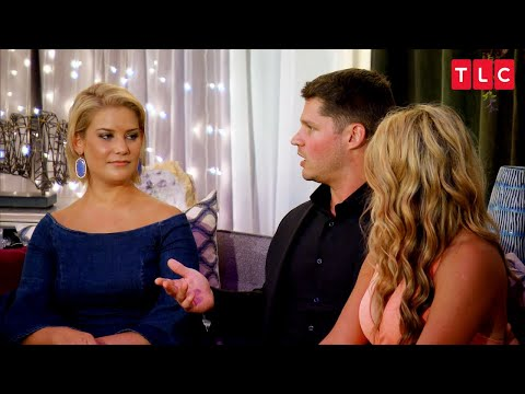 Missy and Brianne Fight Over Chris | The Spouse House