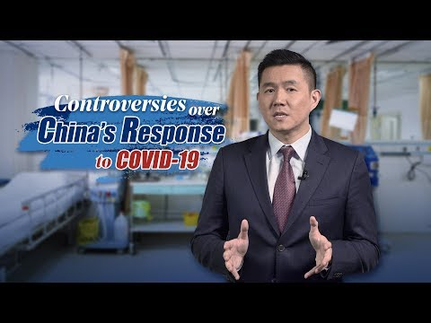 Controversies over China&39;s response to COVID-19