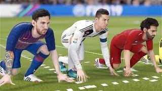 HIZ TESTİ ( Hangi Futbolcu Daha Hızlı? )