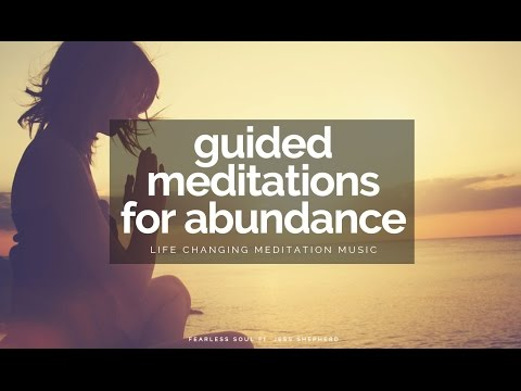 Guided Meditation For Abundance, Health & Wealth - Over 1 Hour!