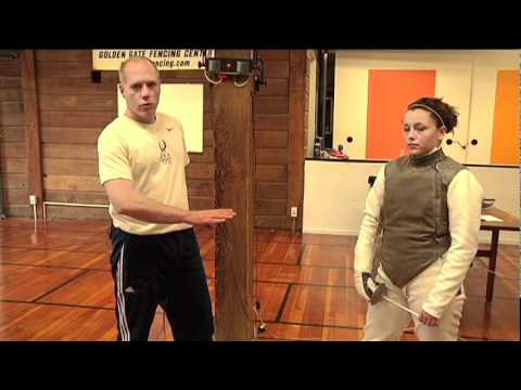 Fencing Basics - Scoring Equipment