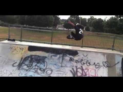 skate park poetry