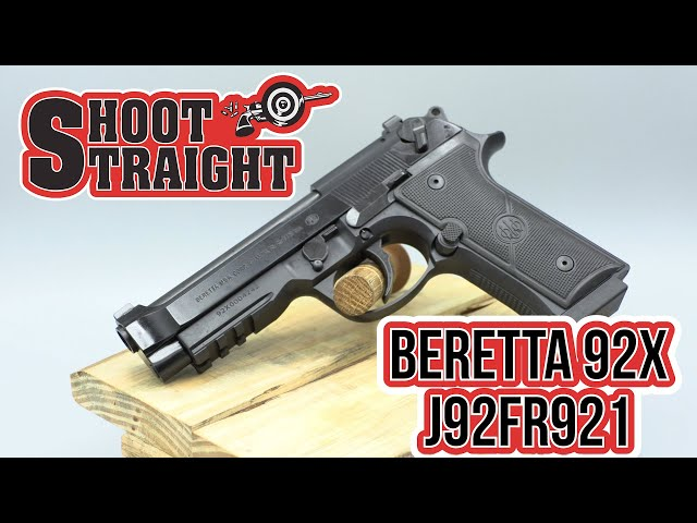 Beretta 92X Spotlight
