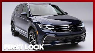 New Volkswagen Tiguan First Look: What's new?