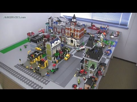 Download Youtube: OLD Video! Updates on my channel! A look at my *second* LEGO city! Apr. 11, 2014
