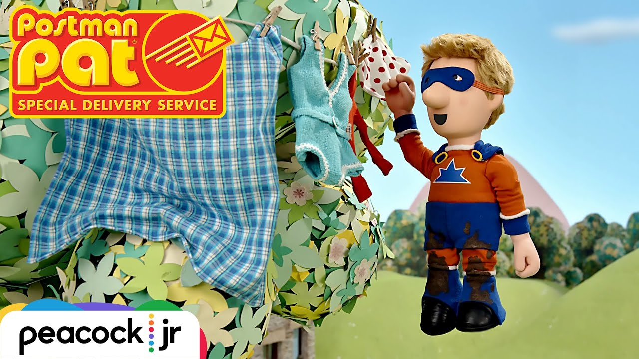 Blue Flash | POSTMAN PAT SPECIAL DELIVERY SERVICE
