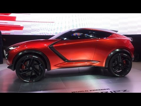 New Nissan Juke E Power Exterior And Interior Youtube