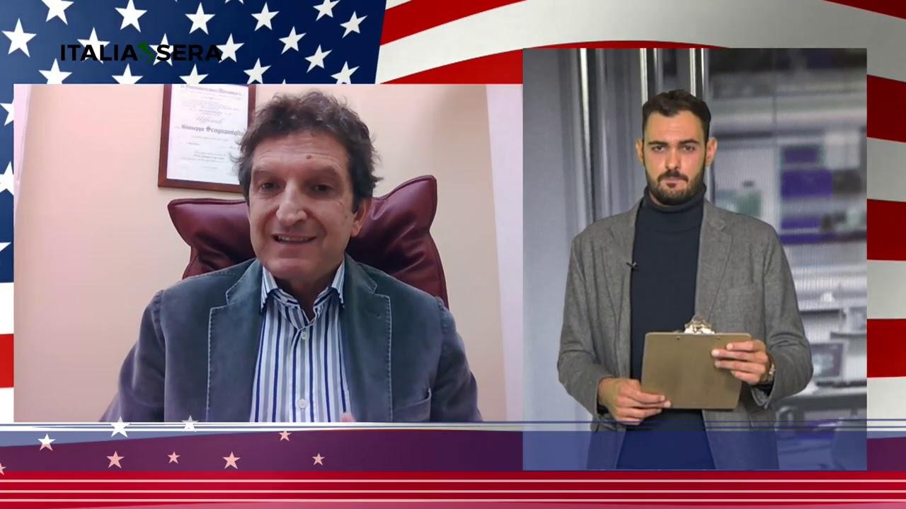 Prof. Giuseppe Scognamiglio ospite a Road to Usa 2020 - 2/11/20