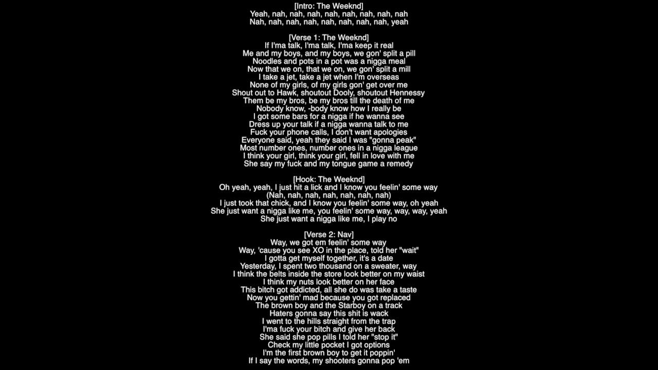 Lyric for ludacris i wanna lick, girl doing splits fucked