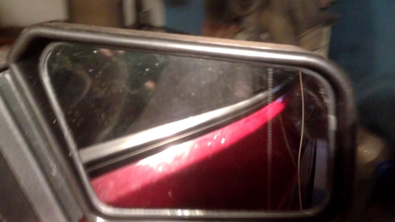 Зеркала с электроприводом на ваз своими руками - YouTube