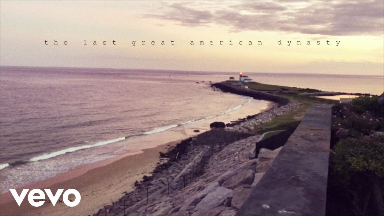 Taylor Swift - the last great american dynasty (Official Lyric Video)