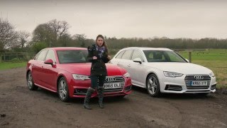 audi a4 and a4 avant 2016 review   telegraph cars