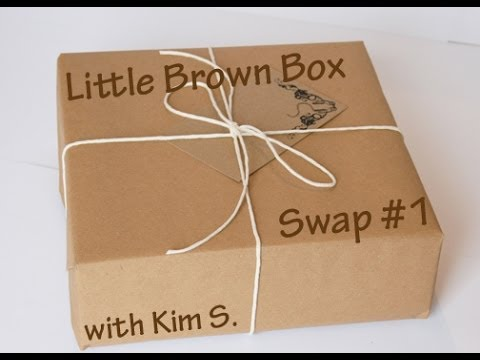 Little Brown Box 1 - W./ Kim S.