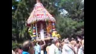 Sri Ranganatha Temple Pomona NY 2013 Grand Brahmotsavam