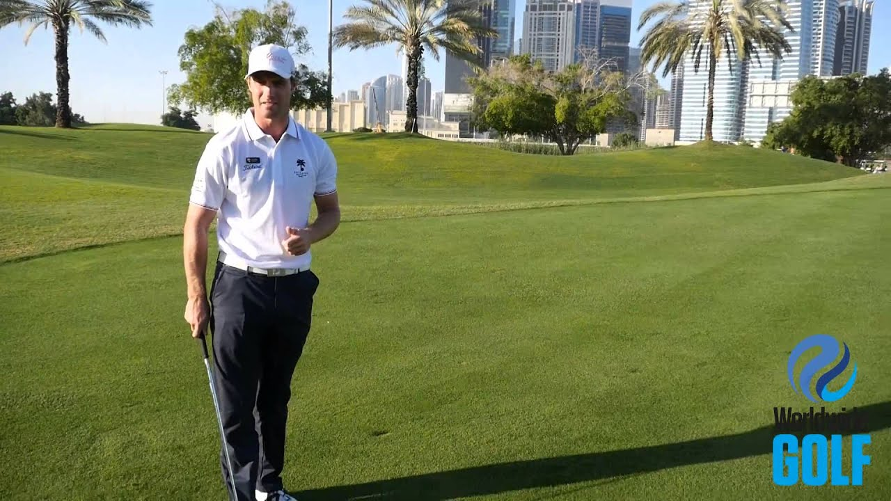 master the 50 yard pitch shot with one simple drill youtube