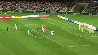 Video Gol Pertandingan Adelaide United FC vs Malaga