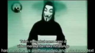 Download Video KLARIFIKASI HACKER ANONYMOUS tentang kasus chat mesum BAHASA INDONESIA MP3 3GP MP4