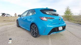 Driven: 2019 Toyota Corolla Hatchback at TAWA Auto Roundup