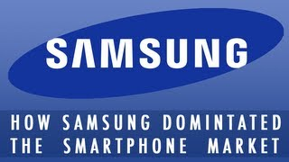 This is how Samsung phones dominated the smartphone market