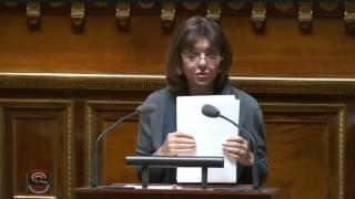 Nathalie Goulet sur la situation de la filière équine