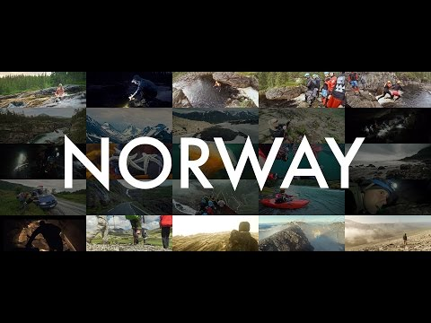 NORWAY - Outdoor Adventures