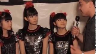 Su-metal from Babymetal (Suzuka Nakamoto) Funny Moments