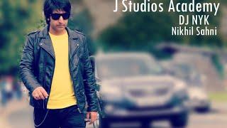 DJ NYK   Nikhil Sahni at J Studios Academy (Pune)