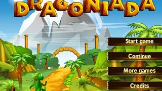 Dragoniada Walkthrough