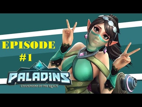 [DZ] [PALADINS] Let's Play #1.