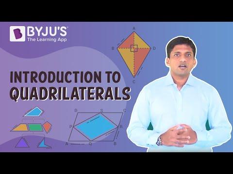 Understanding Quadrilaterals 02 - Introduction to Quadrilaterals