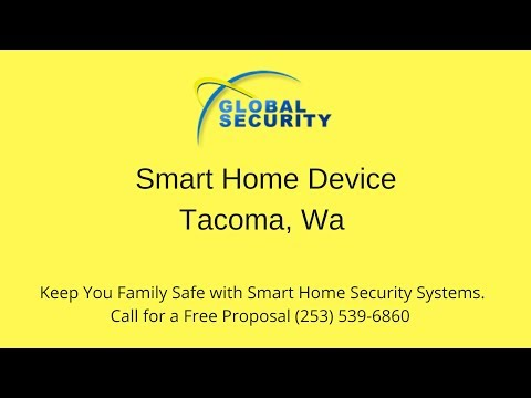 Smart Home Device Tacoma