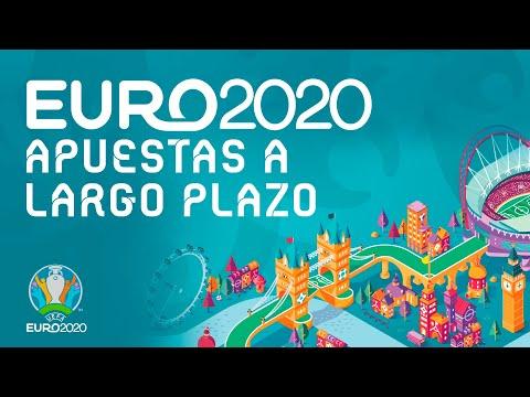 🏆 EURO 2020 - 4️ APUESTAS y PRONÓSTICOS Para el Campeonato