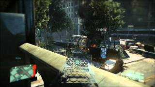 Crysis 2 Walkthrough: Mission 2 - Part 2 [1080p HD] (PC/PS3/XBOX 360)