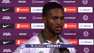 """Flash Zone with Suriname's Alvaro Verwey: """"Our future is very bright."""""""