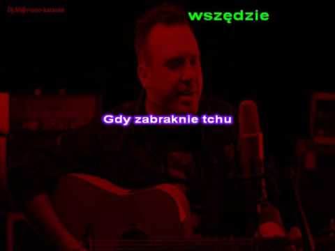 Karaoke Szymon Wydra & Carpe Diem - Teraz wiem